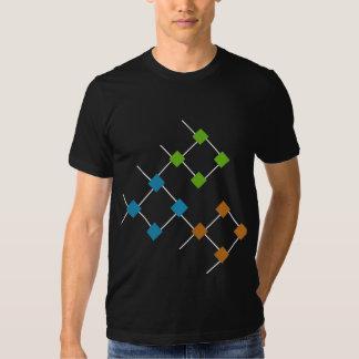 big bang theory argyle fish tshirts