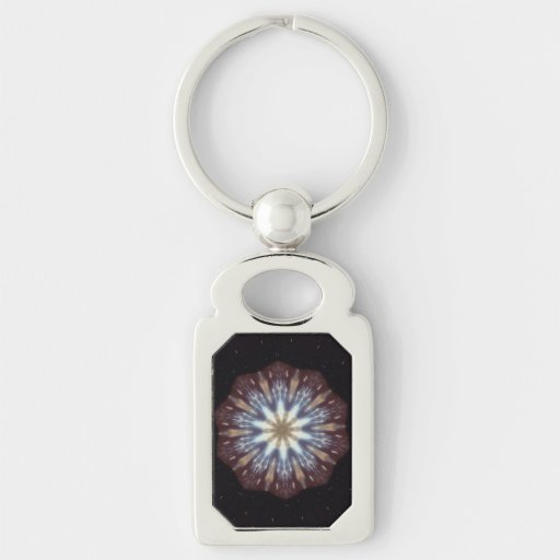 Big Bang Theory Kaleidoscope Key Chain