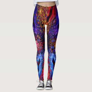 BIG BANG THEORY LEGGINGS