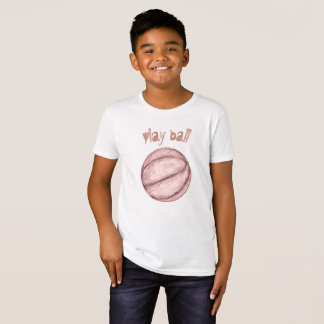 Big basketball T-Shirt