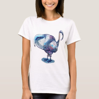 big beak funny bird cartoon style T-Shirt