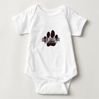 Big Bear California Baby Bodysuit