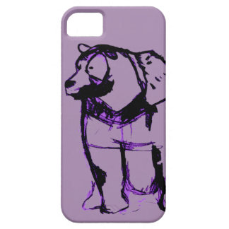 big bear in grape case for the iPhone 5