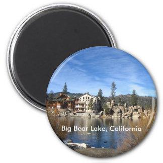 Big Bear Lake, California Magnet