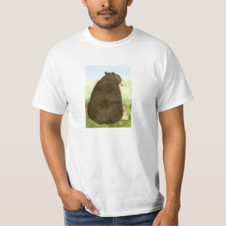 Big Bear Little Bunny  T-Shirt
