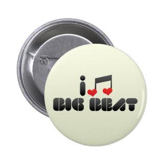 Big Beat fan Pins