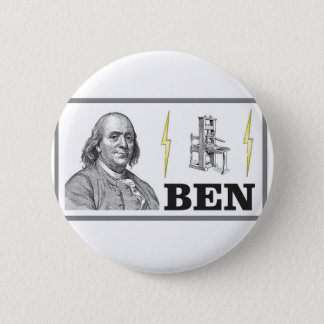 big ben 2 inch round button