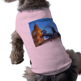 Big Ben and Boadicea Statue Shirt