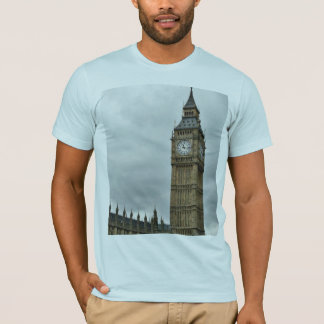 Big Ben And The Houses Of Parliament In London T-Shirt