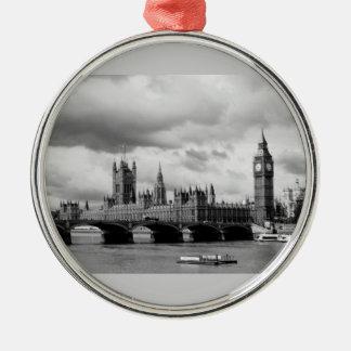Big Ben Christmas Ornament