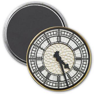 Big Ben Clock Face Magnet