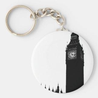 big ben clock keychain