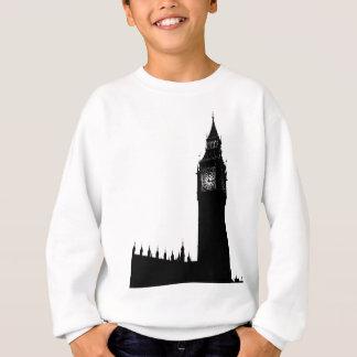 big ben clock sweatshirt