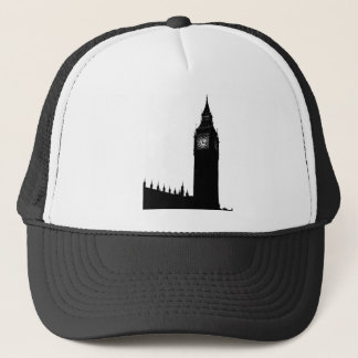 big ben clock trucker hat