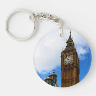 Big Ben Customisable Keychain