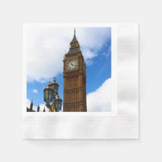 Big Ben Disposable Napkin