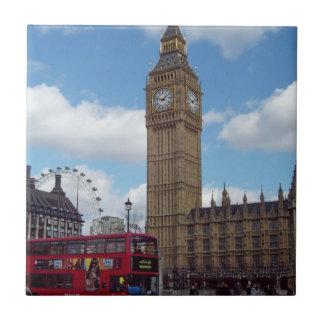 Big Ben England tile