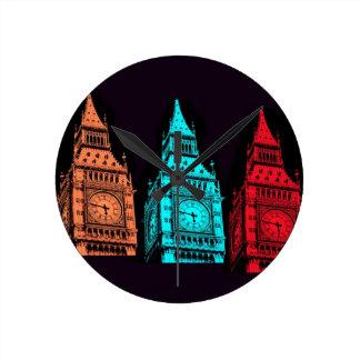 Big Ben Horloge Ronde