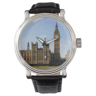 Big Ben, Houses of Parliament, London UK Wristwatches