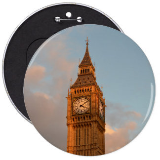 Big Ben in London button
