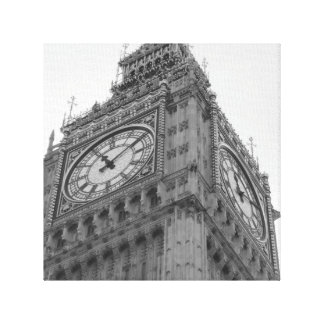 Big Ben in London Canvas Print