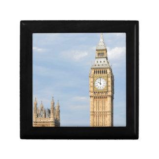 Big Ben in London Jewelry Box