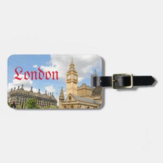 Big Ben in London Luggage Tag