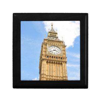 Big Ben in London, UK Keepsake Boxes