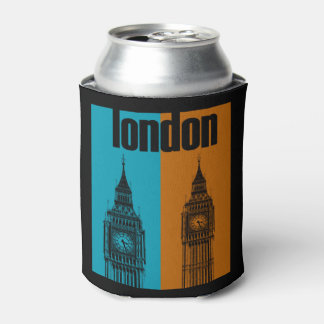 Big Ben in London, Ver. 2 Can Cooler