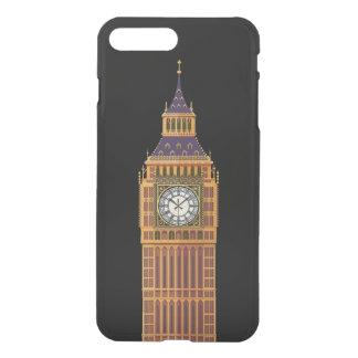 Big Ben iPhone X/8/7 Plus Clear Case