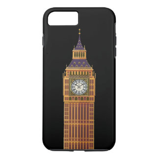 Big Ben iPhone X/8/7 Plus Tough Case