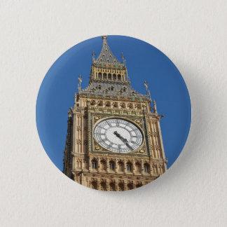 Big Ben London 2 Inch Round Button