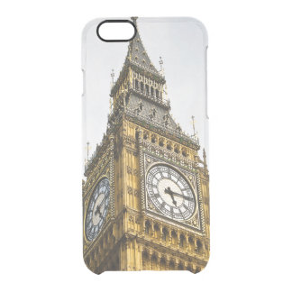 Big Ben, London Clear iPhone 6/6S Case