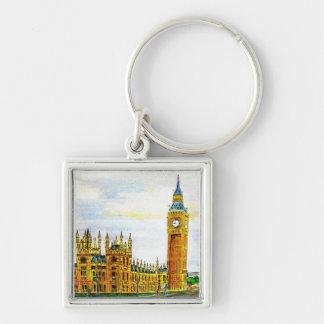 Big Ben , London. Keychain