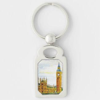 Big Ben, London. Keychain
