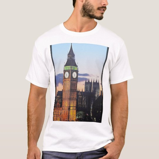 Big Ben London T-shirt