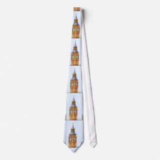 Big Ben London Tie
