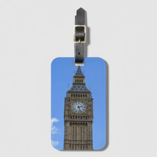 Big Ben Luggage Tag