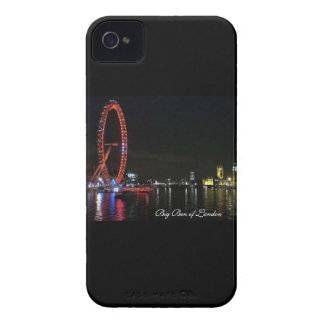 Big Ben of London  Blackberry Hard Shell Case iPhone 4 Case