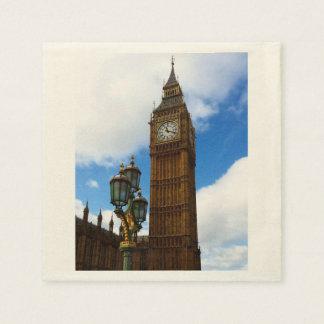 Big Ben Paper Napkins