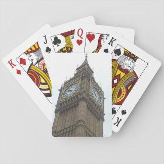 Big Ben Playing Cards