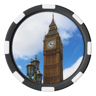 Big Ben Poker Chip Set