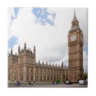 Big Ben Tiles