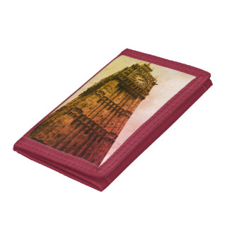 Big Ben Tri-fold Wallet