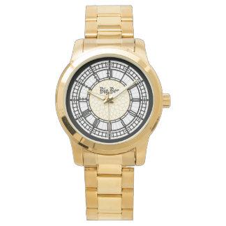 Big Ben Watch - Gold
