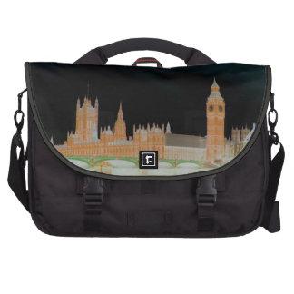 Big Ben Westminster Abbey London Commuter Bag