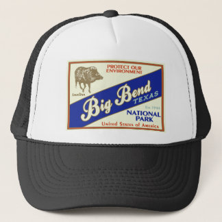 Big Bend National Park (Javelina) Trucker Hat