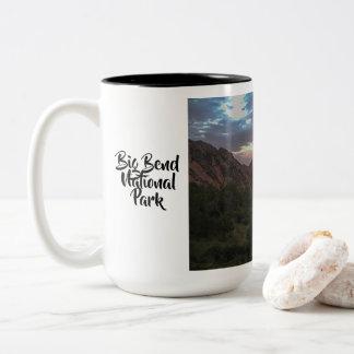 Big Bend Window Coffee Mug
