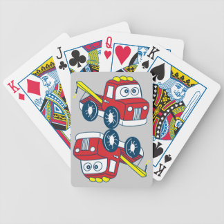 Big Bertha Tow Cards