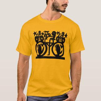 Big Bike Sunshine Rainbow  2000 T-Shirt